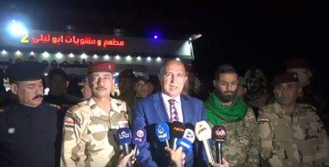 صورة نائب : انفجار الموصل كان ابتزازا
