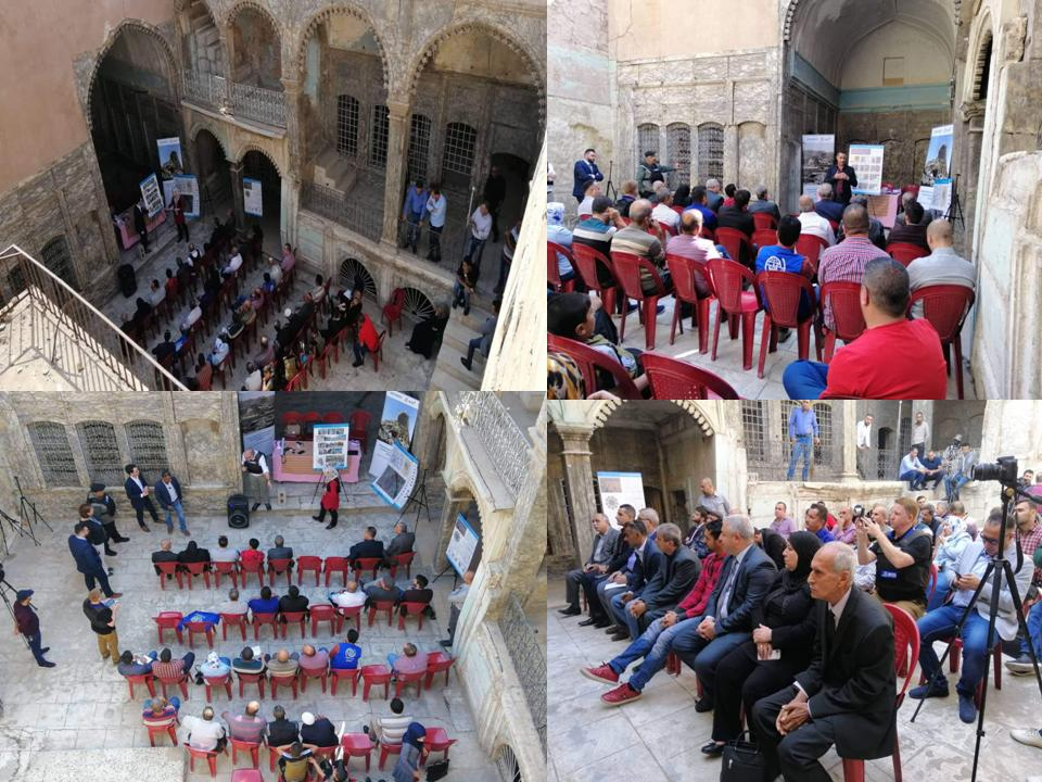 Photo of The people of Old Mosul are participating in UNESCO's planning