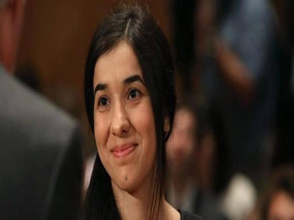 Photo of Nadia Murad .. From Kucho to Noble Prize