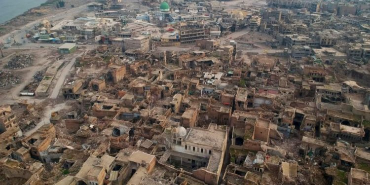 Photo of Does Mosul feel desecrated for the Nobel Prize?