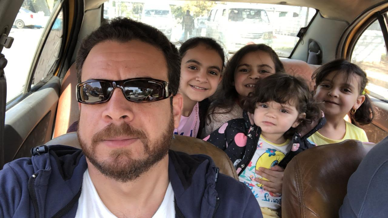 Photo of Personal experiences: A man and four girls in Mosul