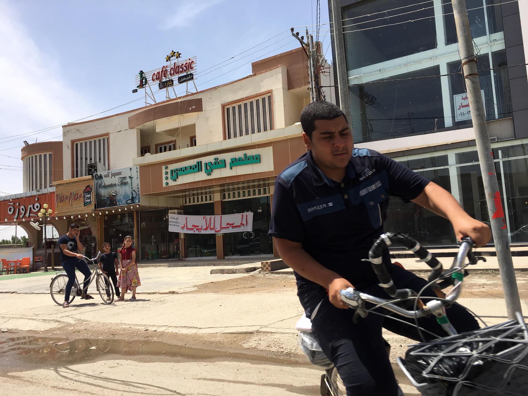 صورة الفلوجة… عودة لعائلات داعش ورمضان مختلف