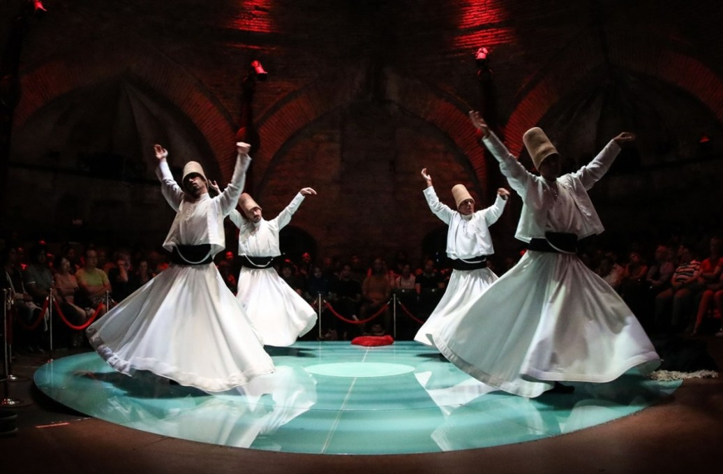 Photo of By video: The Al-Mawlawya dances attract tourists in Turkey