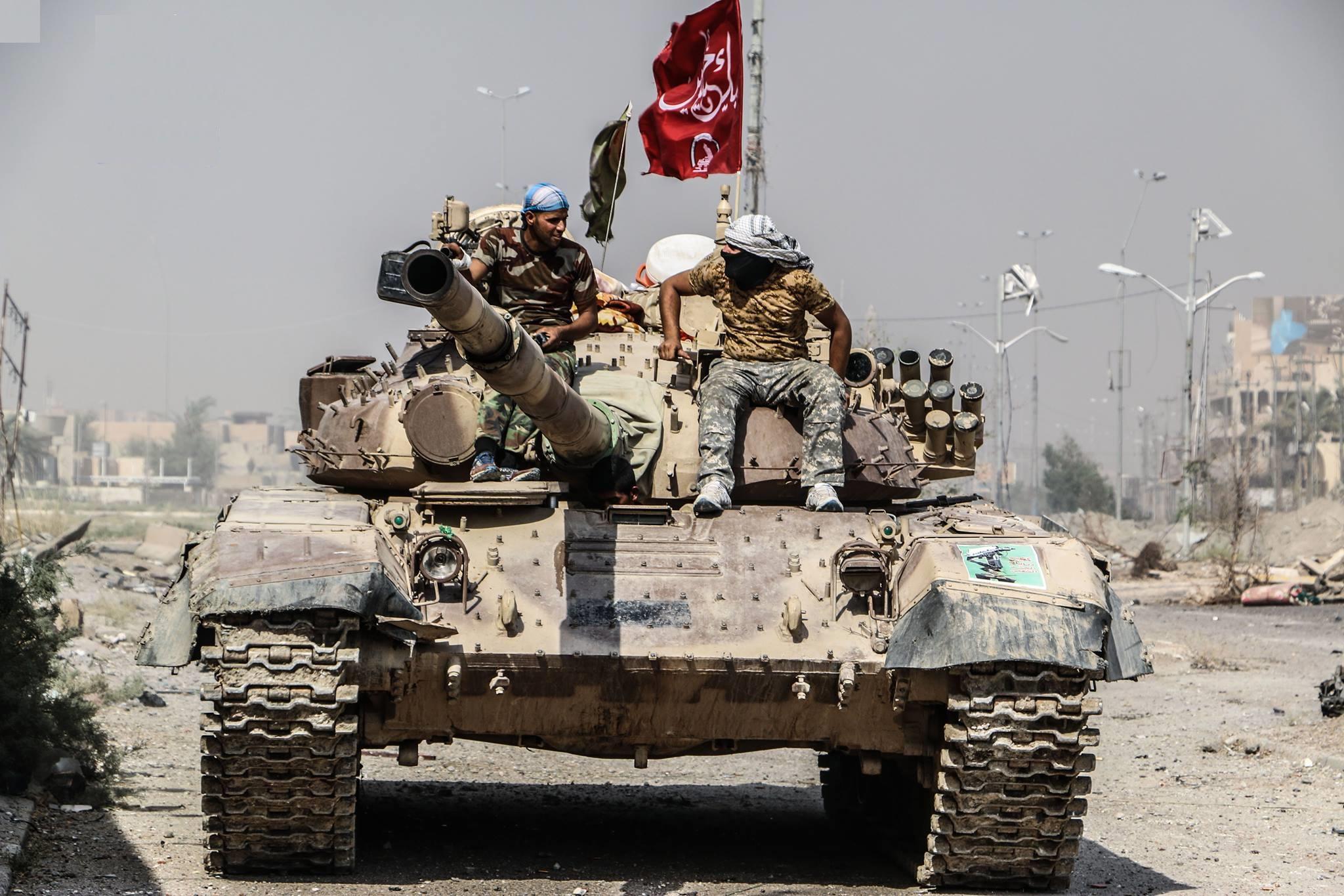 """صورة لماذا دمج """"الحشد الشعبي"""" في قوات الامن العراقية غير قابل للتطبيق؟"""