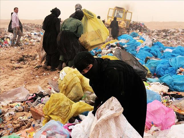 Photo of A Morning with the Garbage Pickers of Kut