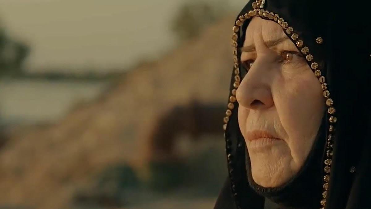 صورة ام قصي: حكاية نقطة مضيئة في مجزرة الموت