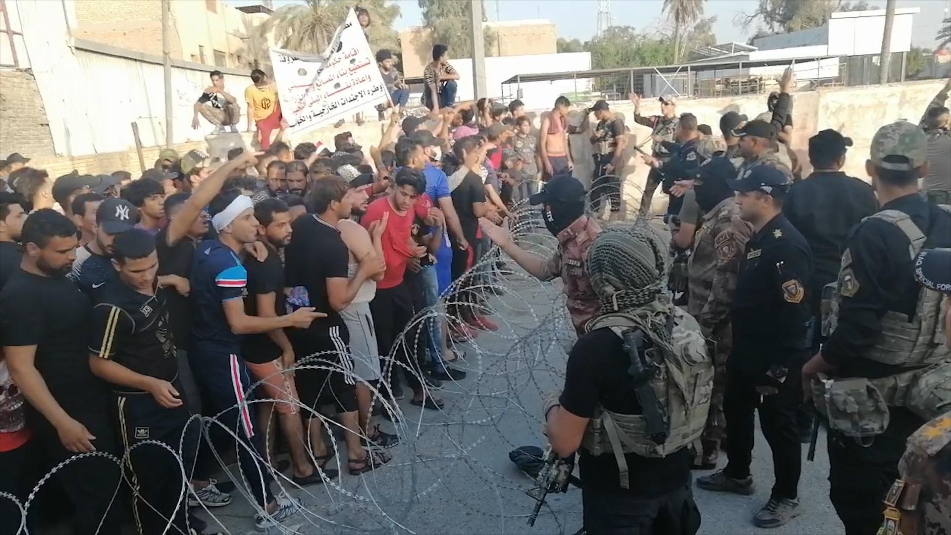 صورة الأحزاب الناشئة في الناصرية تواجه أصعب تحدياتها