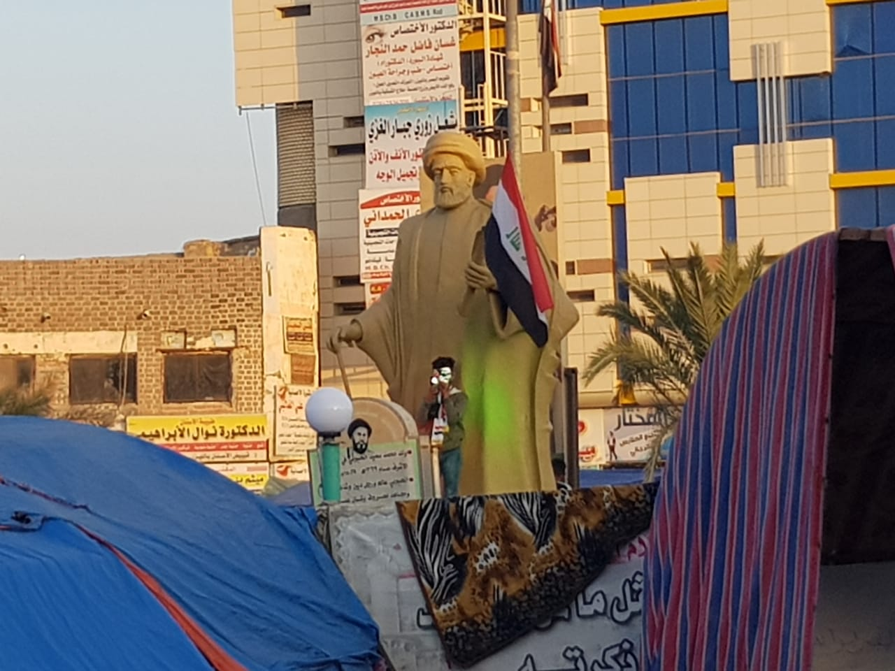 Photo of The Stories behind Iraq's Revolutionary Places: Habboubi Square in Nasiriyah