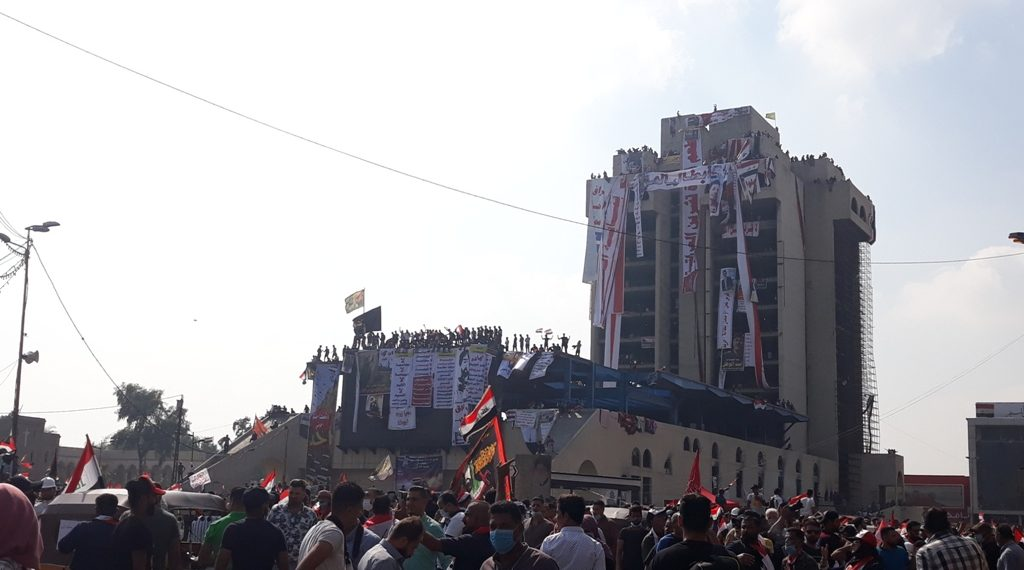 Photo of The Stories behind Iraq's Revolutionary Places: Tahrir Square, Baghdad