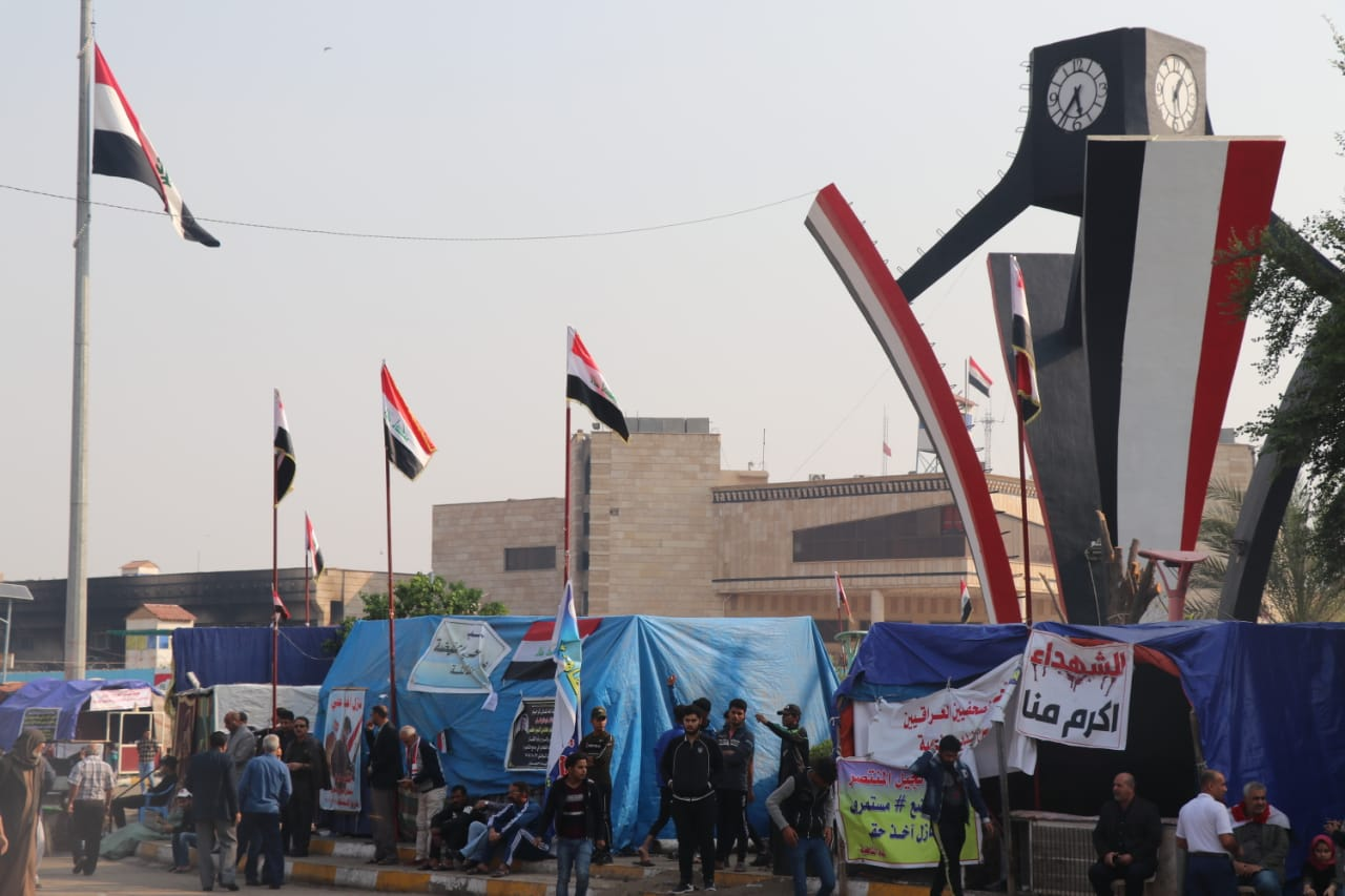 Photo of The Stories behind Iraq's Revolutionary Places: Clock Square, Dywanyiah