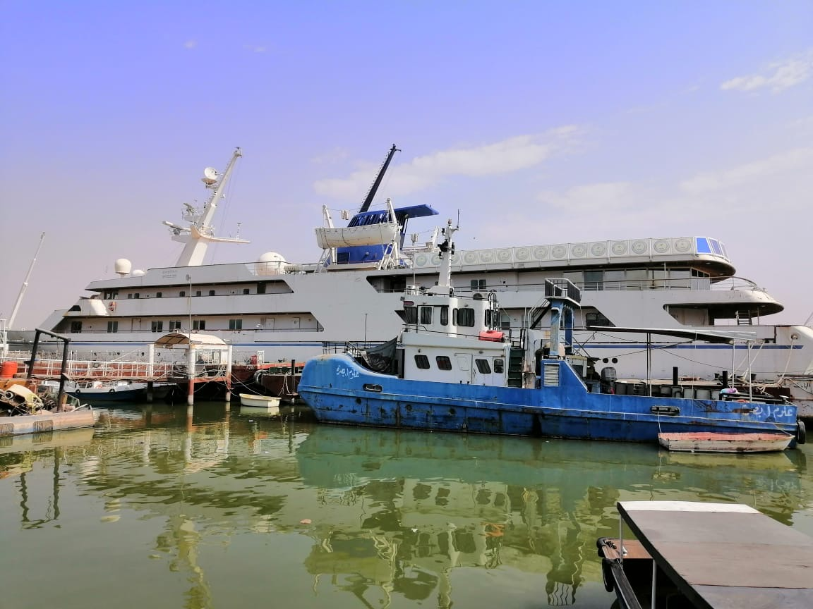 Photo of Maritime researchers and companies are debating the fate of the Basra Breeze, a multi-million dollar superyacht built for Saddam Hussein.