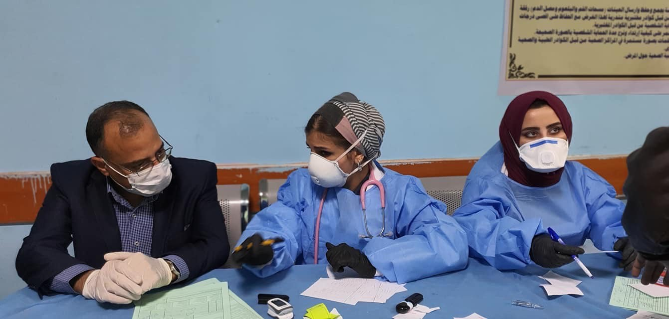 Photo of Iraq Has More Coronavirus Infections Than Have Been Counted – it's just that the patients escape quarantine.