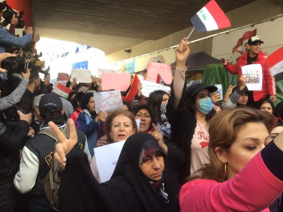 صورة هل ستحقق المسيرات النسوية نجاحا لنيل المطالب؟