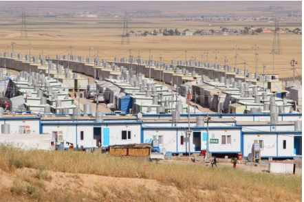 Photo of COVID-19 IN THE CAMPS: The virus and lockdown is making already difficult lives of displaced families even worse.