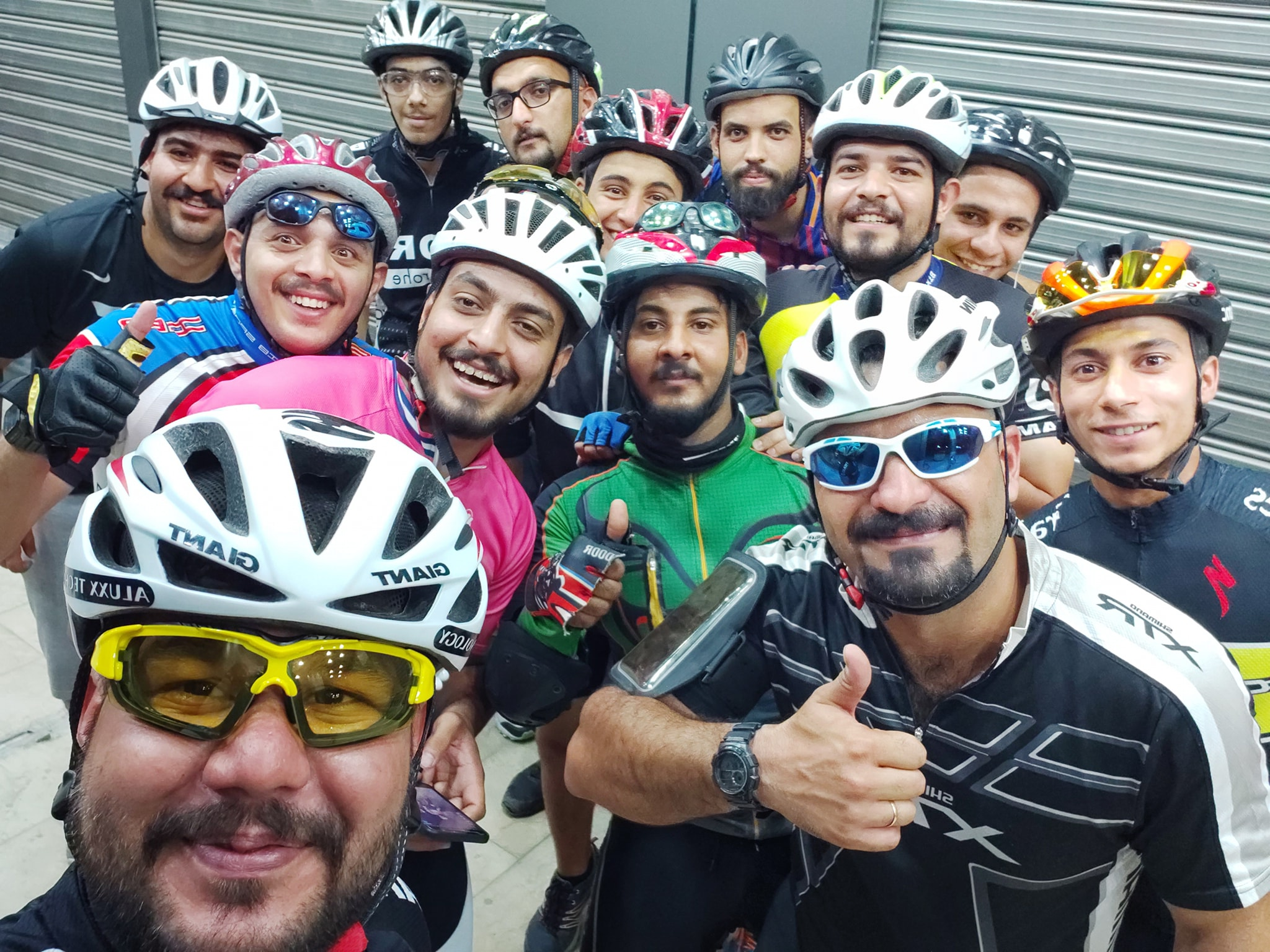 Photo of BAGHDAD BY BIKE: Iraqis Tackle the Pandemic Two Wheels At a Time