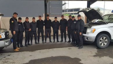 Photo of MEETING DOHUK'S TALLEST POLICEMAN: 'Sometimes I feel like I'm an odd creature'
