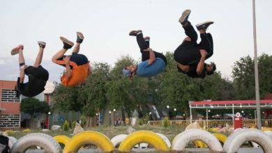 """صورة """"سنقفز فوق الحطام"""": رياضة الباركور تستيقظ في الموصل بعد أن منعها """"داعش"""""""
