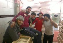 صورة خباز في بغداد ومهندس في النمسا