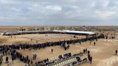صورة كوجو الإيزيدية تستعيد رفات 104 من أبنائها