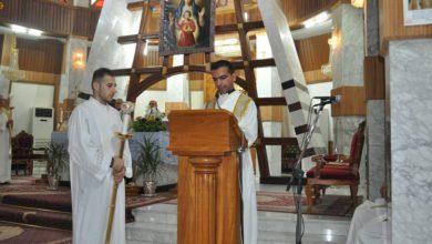صورة كنيسة النجاة تنتظر زيارة البابا… حينما يتغلب السلام على الارهاب