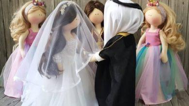 صورة صانعة الدمى العراقية: أعطني صورتك واحصل على دمية تشبهك!