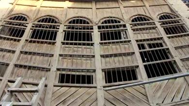 صورة 130 عاماً.. بقايا آخر شناشيل مدينة الناصرية