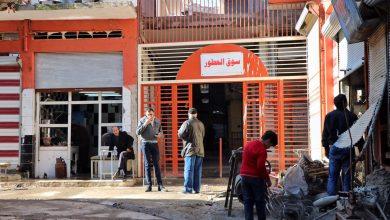 صورة أسواق الموصل هوية ثقافية وتاريخية يحاول أبناؤها إستعادتها من قلب الدمار