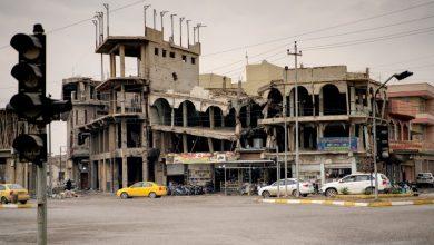 صورة الموصل: عودة هادئة للحياة