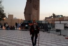 Photo of TEARS OF A CLOWN: Meeting the only, lonely clown of Basra