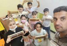صورة متخصص عراقي في الحساب الذهني.. وطلبته يحرزون مراكز عالمية متقدمة